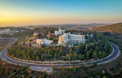 מלון יערים – ידיעות ירושלים. מאי 2018